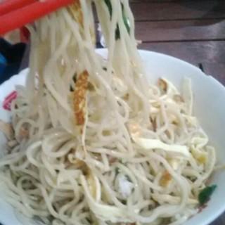 Mie Ayam - Kebon Agung's Rumah Makan Agus (Kebon Agung)|Semarang