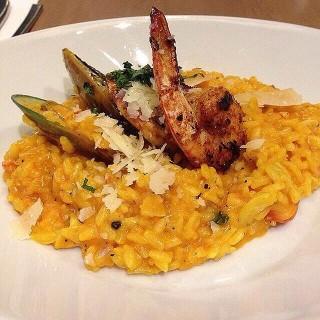 Saffron Seafood Risotto -  Bukit Bintang / Quivo (Bukit Bintang)|Klang Valley