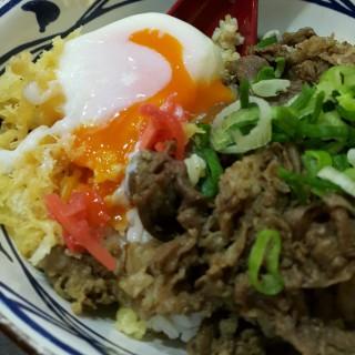 Sukiyaki Beef - 位於Slipi的Marugame Udon (Slipi) | 雅加達
