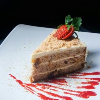 Carrot Cake  - 位於Kemang的Foodism (Kemang) | 雅加達