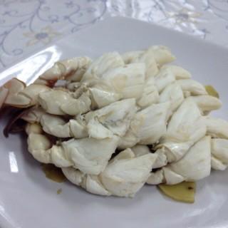 กรรเชียงปูนึ่ง - ในบางบอน จากร้านข้าวต้มปลาครัวบ้านเจ๊ใหญ่ (บางบอน)|กรุงเทพและปริมลฑล
