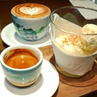 Affogato - ใน觀塘 จากร้านMG Cafe (觀塘)|ฮ่องกง