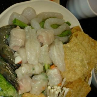 seafood steamboat  -  Ampang / 688 Korean BBQ Restaurant (Ampang)|Klang Valley