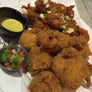 Spicy Fried chicken - 位於Somerset的Chir Chir (Somerset) | 新加坡