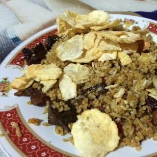 Nasi goreng kambing  - ในKebon Sirih จากร้านNasi Goreng Kebon Sirih (Kebon Sirih)|Jakarta