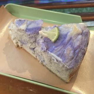 藍人秘蛋 butterfly tea cheesecake - 位於的媽不在家 (油麻地) | 香港