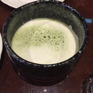 Matcha Latte -  Orchard / Hoshino Coffee (Orchard)|Singapore