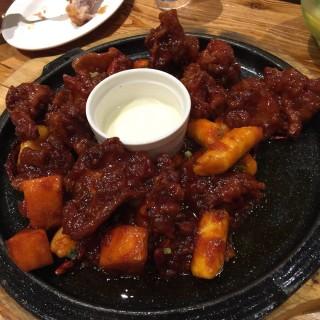 Spicy BBQ Roast Chicken -  Somerset / Chir Chir (Somerset)|Singapore
