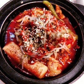 dari Chef's Noodle Korean restaurant (Quezon City) di Quezon City |Metro Manila
