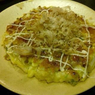 Okonomiyaki Katsu Chicken  -  dari Tokio Kitchen (Slipi) di Slipi |Jakarta