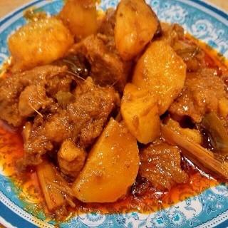 Curry Pork -  Seputeh / 成記港式燒臘 (Seputeh)|Klang Valley