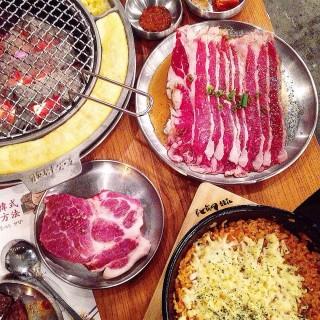 牛五花 - 位于北區的姜虎東678白丁烤肉 台中店 (北區) | 台中