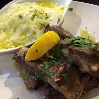 Paidakia (Lamb Ribs) - New Manila's Cyma (New Manila)|Metro Manila