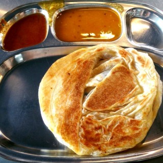 Roti Bom - 's Lotus Curry House (Aman Suria)|Klang Valley