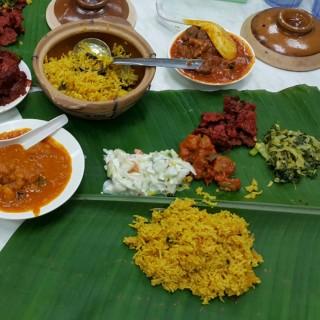 Banana Leaf rice - 位於Kelana Jaya的Sri Suria Curry House (Kelana Jaya) | 雪隆區