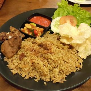 nasi kebuli kambing - Tebet's Nasi Kebuli Kebon Nanas (Tebet)|Jakarta