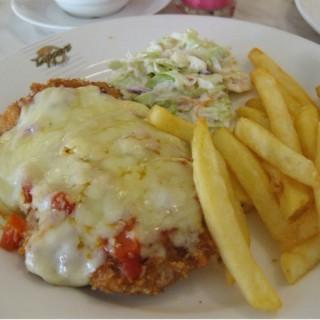 Chicken Parmigiana - USJ's Tappers Cafe (USJ)|Klang Valley