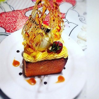 Vanilla Ice Cream Caramel Toast - 位於Puri Indah的Beatrice Quarters (Puri Indah) | 雅加達
