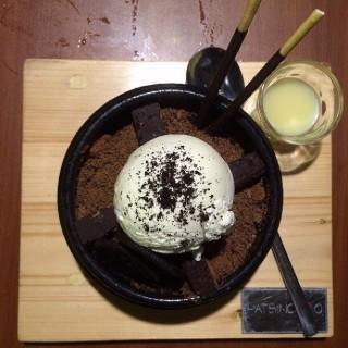 Anguk Bingsoo -  dari Pat Bing Soo Korean Dessert House (Serpong) di Serpong |Jakarta