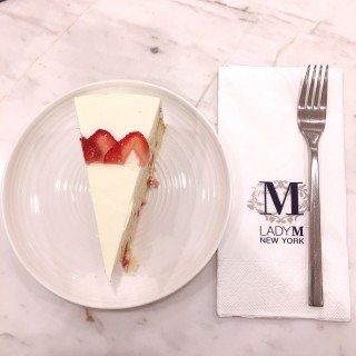 Strawberry Shortcake - Tsim Sha Tsui's Lady M (Tsim Sha Tsui)|Hong Kong