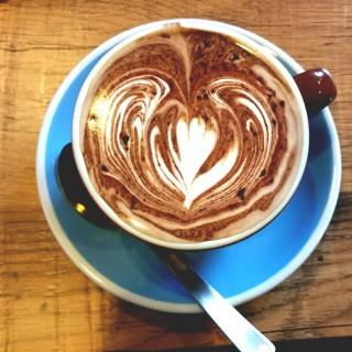 Hot Chocolate -  Biopolis / Envy Coffee (Biopolis)|Singapore