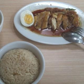 nasi hainam ayam rebus -  dari Paradise (Pasirkaliki) di Pasirkaliki |Bandung