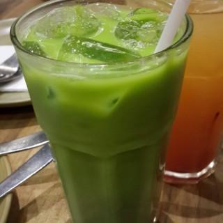 iced thai green tea - 位於Serpong的Thai Alley (Serpong) | 雅加達