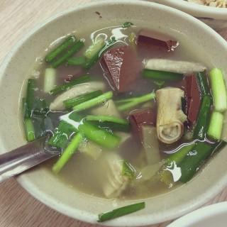 豬血湯 -  東區 / 郭家好吃店 (東區)|雲林/嘉義
