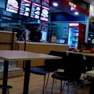 dari Domino's Pizza (Bintaro) di  |Jakarta