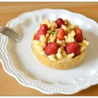 草莓塔 - Hemei Township's DeerHer 甜點廚坊 (Hemei Township)|Changhua / Nantou