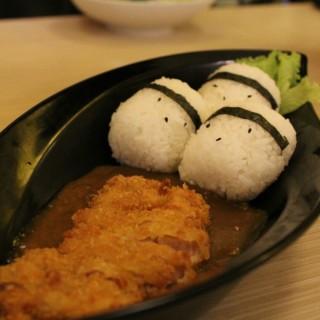 Chicken Katsu Curry -   / Ozumo (Setiabudi)|Bandung