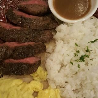 Wagyu Sirloin Steak & Egg -  dari The Pilgrim (Quezon City) di Quezon City |Metro Manila