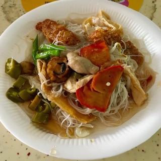 Vegetarian Bee Hoon -  Tiong Bahru / Ru Yi Vegetarian Food (Tiong Bahru)|Singapore