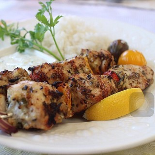 Chicken Kebabs - Cavite's Marcia Adams' Restaurant (Cavite)|Other Provinces