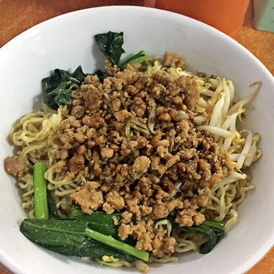 bakmi ayam  - 位於Mangga Dua的Bakmi Aliang | Noodles / Kway Teow - 雅加達
