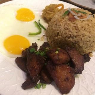 Chicken Tocino -  Quezon City / Ka Tunying's Cafe (Quezon City)|Metro Manila