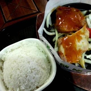 韓式鐵板豬扒 - 's 熊猫餐厅 (dashi)|Guangzhou