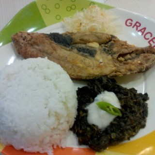 Bangus Laing Rice Meals -  dari Graceland Baker's Plaza (Camarines Sur) di Camarines Sur |Other Provinces