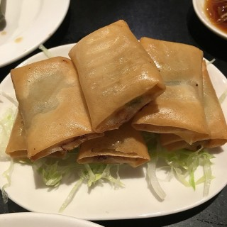 Duck Spring Roll -  Orchard / 鼎泰豐 (Orchard)|Singapore