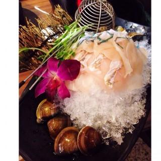 野生鸚鵡魚-綜合魚片 -  八德區 / go鱻海鮮涮涮鍋 (八德區)|桃園