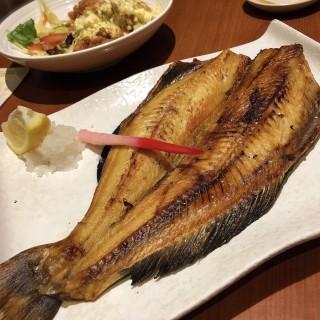 鹽燒花魚 - 位於尖沙咀的元氣一杯 (尖沙咀) | 香港
