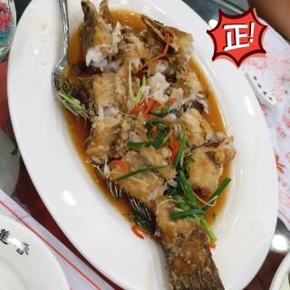 油浸筍殼魚 - 位於荃灣的蓮香棧 (荃灣) | 香港