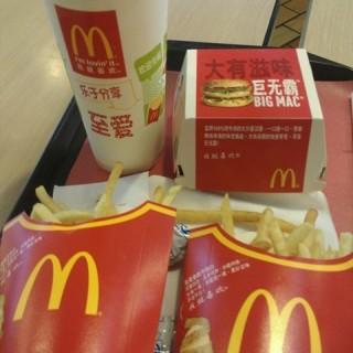 dari 麦当劳 (南开区) di 南开区 |Tianjin