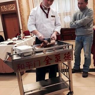 qianmen's 全聚德 (qianmen)|Beijing