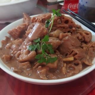 南乳莲藕炆猪肉 - baiwankuiyuan's 天成渔村 (baiwankuiyuan)|Guangzhou