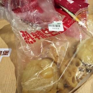 麻辣藕片土豆片 - 位于王府井/东单的热辣生活 (王府井/东单) | 北京