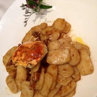 薯仔炒辣蟹 - shipai's 蟹将军喜记 (shipai)|Guangzhou