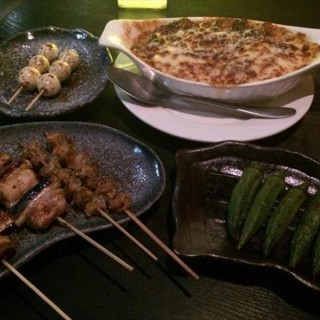 串烧烤肉套餐 - kecun's 南蛮亭 (kecun)|Guangzhou
