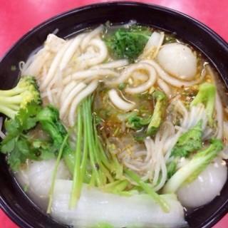 砂锅米线 - ใน源深 จากร้าน沙和尚云南砂锅米线 (源深)|Shanghai