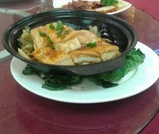 客家豆腐煲 - tangxia's 天鲜阁海鲜酒家 (tangxia)|Guangzhou
